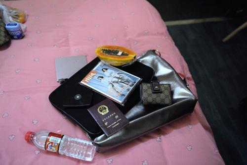 吉利车模探营 车模包包里的秘密(3)