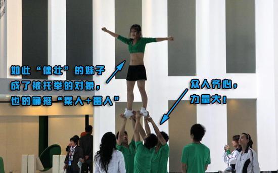 上海车展雷人美女模特大合集(组图)