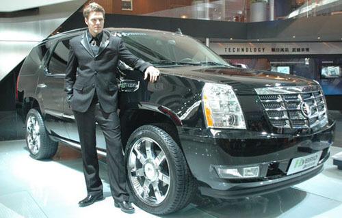 凯迪拉克凯雷德Hybrid上市 售136万元