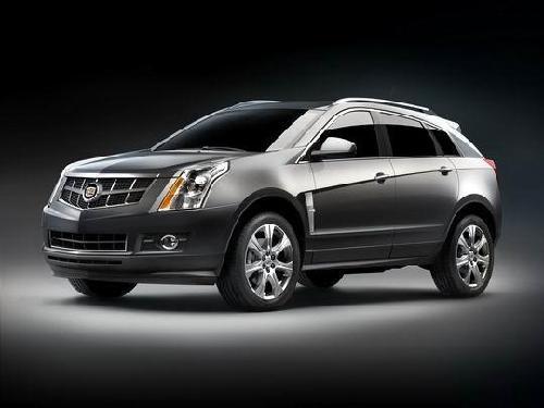 凯迪拉克豪华SUV全新SRX亚太首发 四季度上市