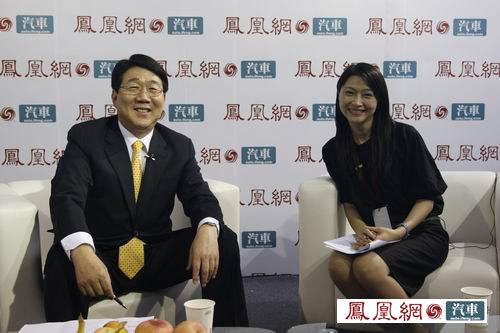 白孝钦:北京现代坚持绿色科技