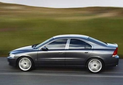 沃尔沃S60很概念的概念车
