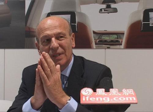 宝马(中国)汽车贸易有限公司总裁史凯:760Li是旗舰产品