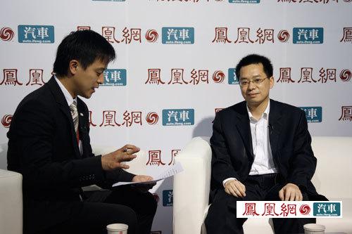 伍雪峰:汽车企业需更多和网民交流互动