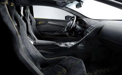 兰博基尼发布蝙蝠LP670-4技术细节