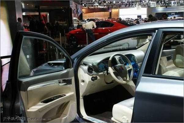 解析绚目背后的科技 上汽概念车N1全接触