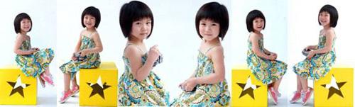 众泰上海车展模特曝光 中日混血小可爱成为亮点