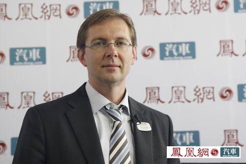 拉尔斯:沃尔沃非常重视中国市场