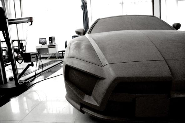 同济同捷亮相2009上海国际车展