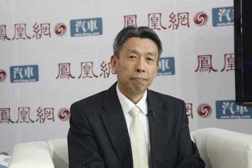 野尻恭:非常看好中国轮胎市场的需求