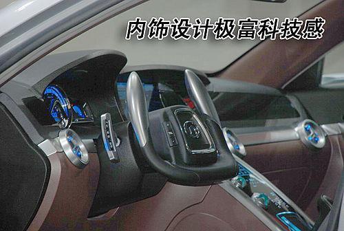 长城汽车首款C级车多图实拍 亮点解析