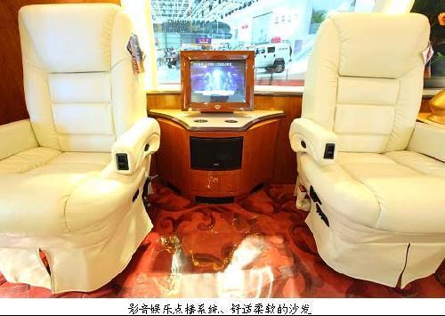 298万超豪华房车完成上海车展首笔交易