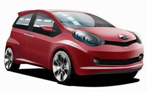 外媒看车展:一句话点评自主品牌新车