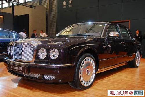 宾利三款新车亮相 中国成其亚洲第一大市场