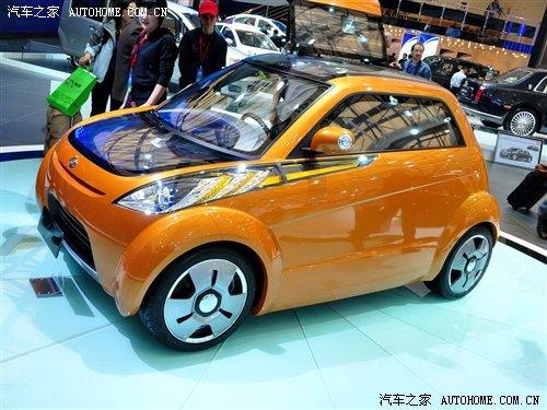 新能源有希望 十款自主电动车车展集合(2)
