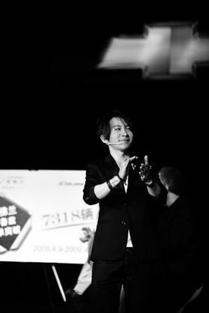 魔术师刘谦走红汽车圈 出场费1天35万