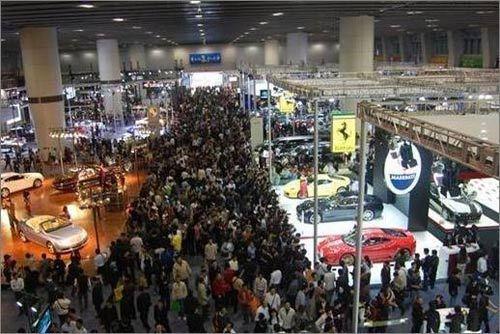 上海车展大幕落下 打下2009车市完美开局