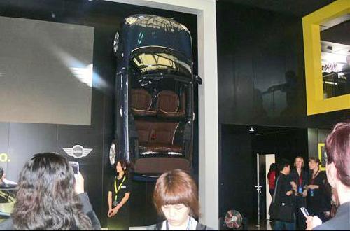 最雷车模最执着观众 上海车展另类七宗最