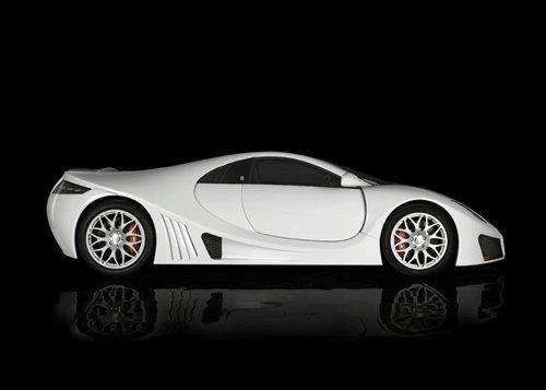 全球仅99辆 西班牙首款GTA超跑海外发布