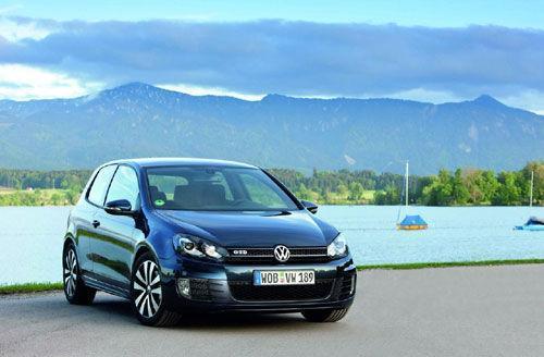 2010款高尔夫GTD德国上市 售价约合26.3万起