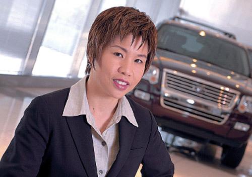福特汽车亚非中项目首席设计师刘家宝