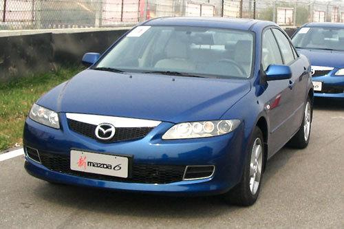 马自达6低配现车仍充足 优惠缩至1.2万