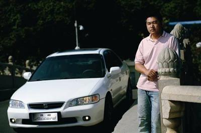 不破不立 访第六代广汽本田雅阁车主林先生