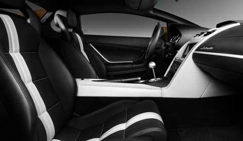 采用后轮驱动 兰博基尼盖拉多LP550-2发布