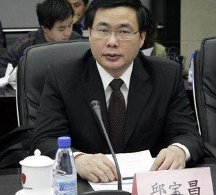 中国汽车风云榜特约顾问邱宝昌