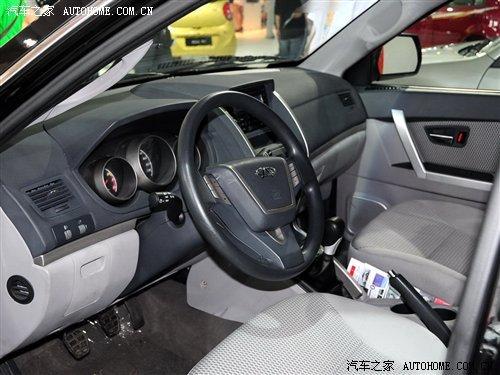 预售价15-20万 威麟X5预计下半年上市