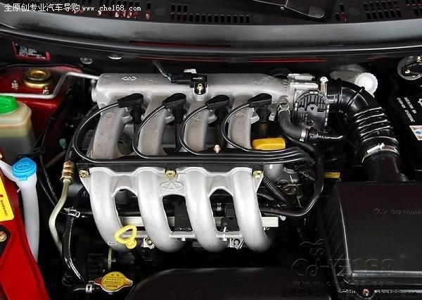 新增AMT车型 09款奇瑞A1车展实拍(3)
