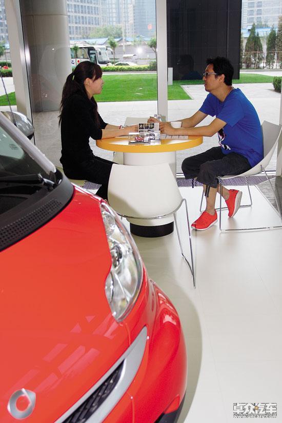 精灵般的小车 Smart车主畅谈切身体验