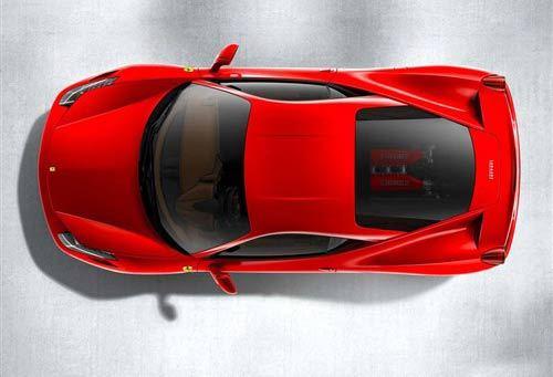 周日新车解析:超跑标杆法拉利全新458