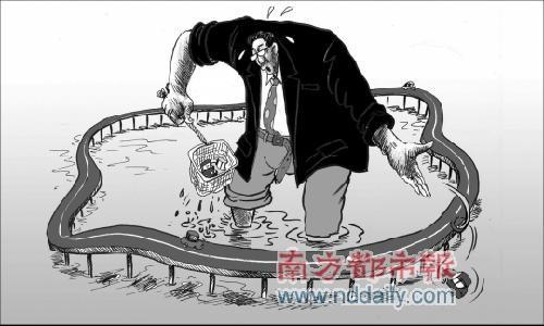 广州拟收交通拥堵费 没钱人汽车将被挤出环线内