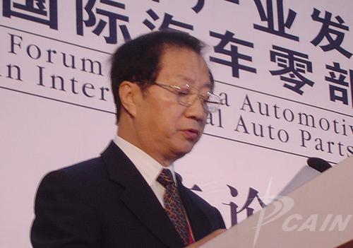 陈清泰:面对汽车产能过剩将采取的措施及政策