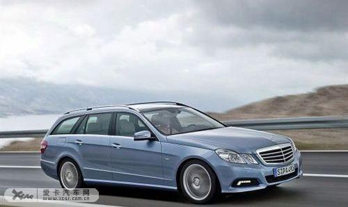 奔驰新E级旅行车将于法兰克福车展发布