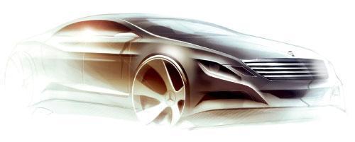 第十代奔驰E设计师谈新车:要向头等舱看齐