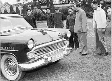 半个多世纪汽车档案 见证60年大变迁\(组图\)