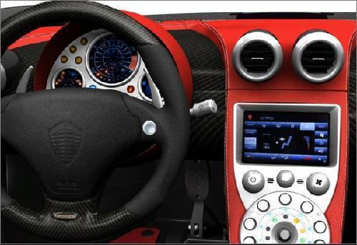 Koenigsegg概念车Quant冲击第79届日内瓦车展