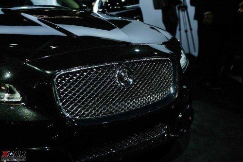 2010款捷豹XJ亮相 计划于明年引入中国\(3\)