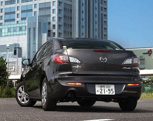 微笑新一代—日本试驾体验全新马自达3