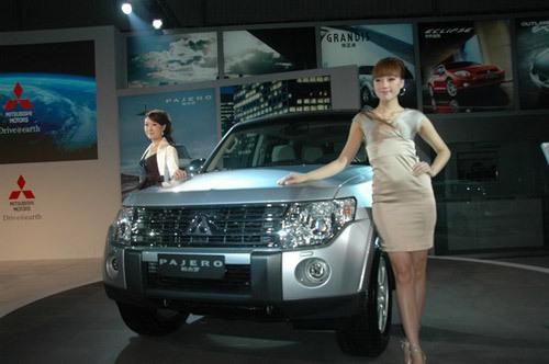 售价39.8万起 全新进口帕杰罗3.0L登陆中国