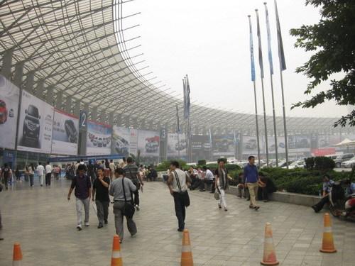 第十二届成都国际车展落下帷幕