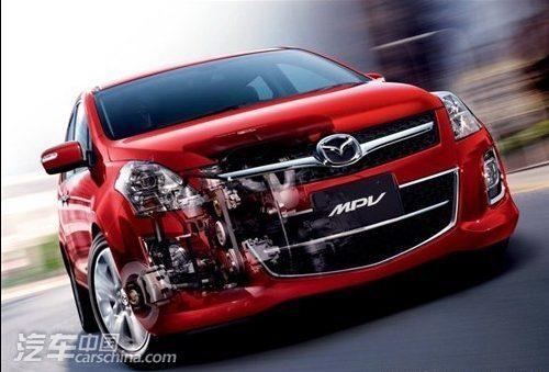 挺进SUV市场 马自达明年3款新车前瞻