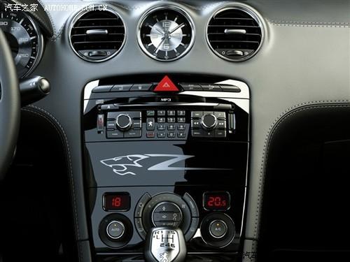 有望明年进口 标致Coupe新车型RCZ解析