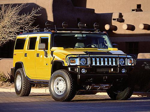 悍马全系最高优惠7万元 最低售价84万元