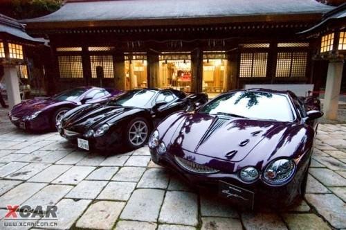 """光冈明年将进入中国 首款车型""""大蛇"""""""