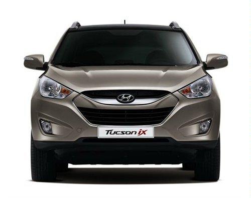 新车解析 现代全新iX35明年将引入国产\(2\)