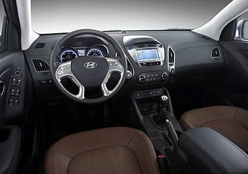 现代iX35明年引入国产 新车全面解析