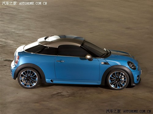 预计明年量产 MINI两款全新车型介绍